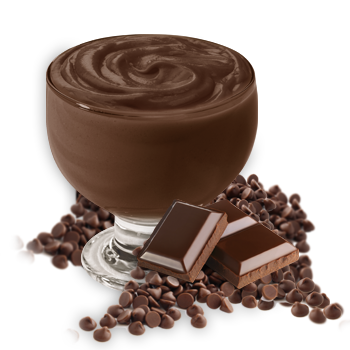 Dark Chocolate Pudding Mix